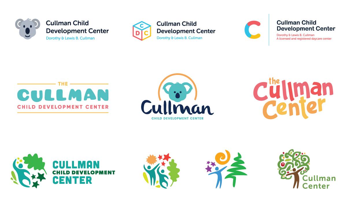 Cullman logo concepts
